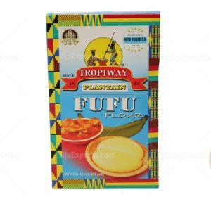 Plantain Fufu Flou