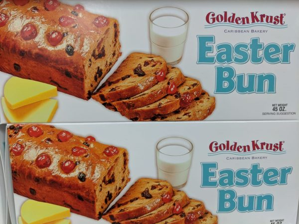Golden Krust Easter Bun