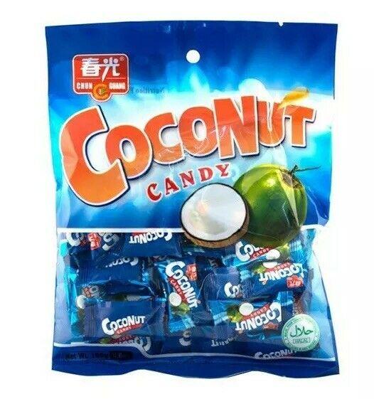 Chun Guang Coconut Candy (5.6 oz)