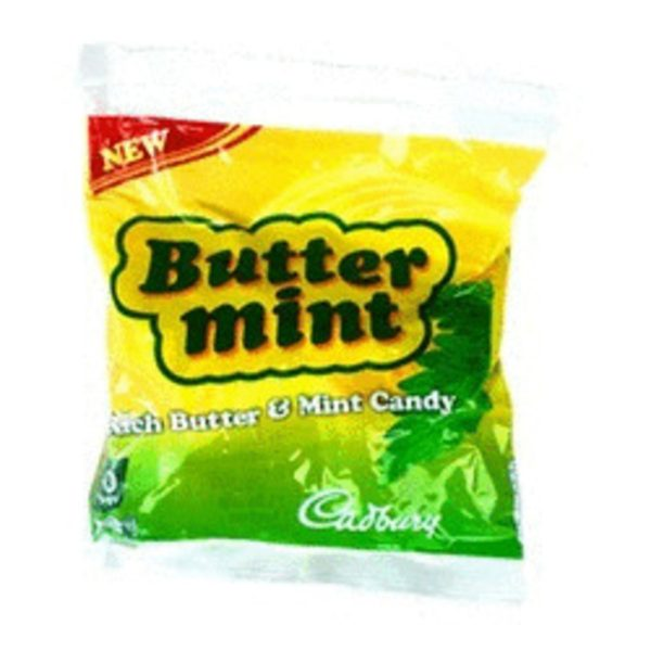 Cadbury Buttermints (30 mints)