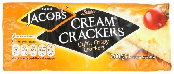 Jacob's Cream Crackers