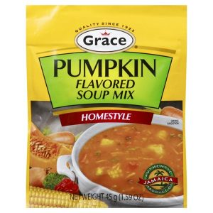 Grace Pumpkin Flavored Soup Mix