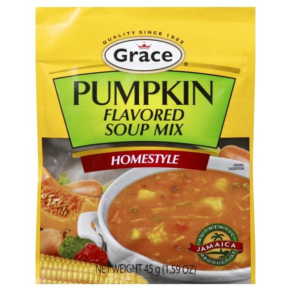 Grace Pumpkin Flavored Soup Mix