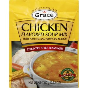 Grace Chicken Flavored Soup Mix