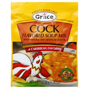 Grace Cock Flavored Soup Mix