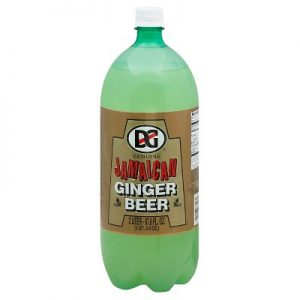 D & G Genuine Jamaican Ginger Beer (2L Bottle)