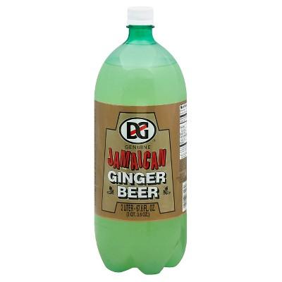 D & G Genuine Jamaican Ginger Beer (2L Bottle)