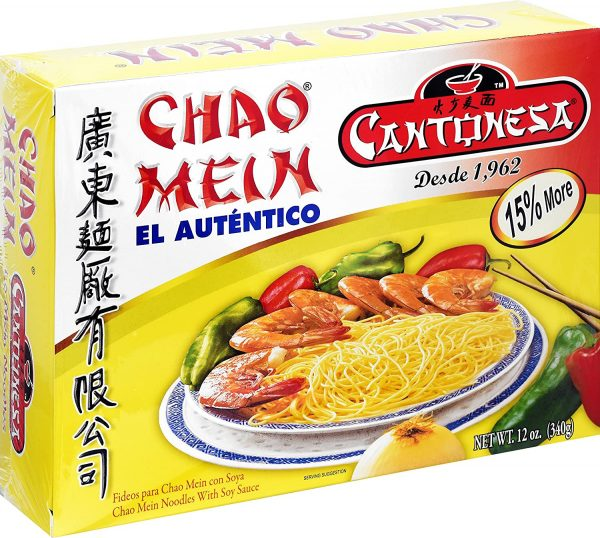 Goya Foods Chao Mein Cantonesa