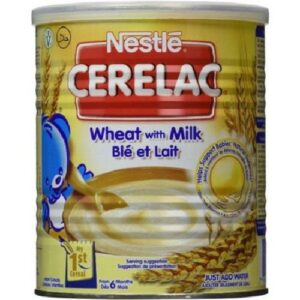 CERELAC WHEAT/MILK 1KG ENGLAND